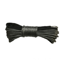 double braided synthetic winch line cable rope
